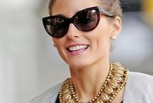 Frames + Celebrities / This board captures famed celebrities wearing eyewear from brands that we carry.