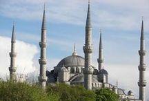 Mezquitas Estambul / Mezquitas de la ciudad de Estambul