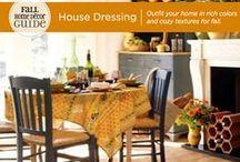 Fall Home Decor Guide