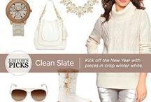Trend We Love...Winter White