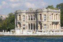 Palacios Estambul / Los mas bellos palacios de Estambul