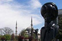 Estatuas y obeliscos / Estatuas y obeliscos de Estambul