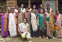 Nepalese Weavings