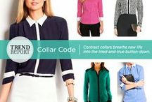 Trend Report-Contrast Collars
