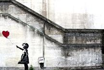 Art. Mostly street art.