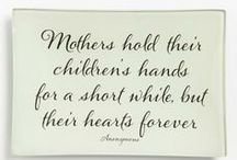 Mother's Day / Mother's give you strength, love and hugs unconditionally. Reward her with a beautiful gift for everything she does...