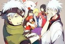 Gintama and Naruto