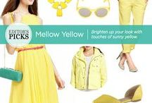 May Editor's Picks - Yellow