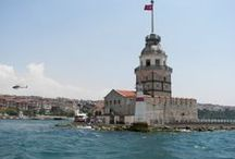 Arquitectura militar / Todos las edificaciones de Estambul que fueron construidos con fines militares