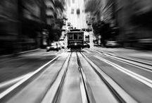 Traffic, Roads & City's
