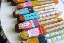 babakészítés/hand made dolls