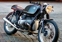 Cafe Racers / Gorgeous cafe racers from across the globe.
