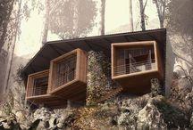 Architecture / Inspired design