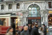 Bazares, galerías y centros comerciales / Bazares, galerías y centros comerciales de Estambu #estambul #turquia