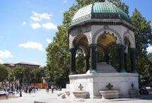 Fuentes de Estambul / Las fuentes mas hermosas de Estambul