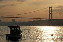 Mares de Estambul / El Bósforo y el Mármara como fuente de inspiración de una ciudad