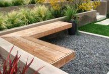Die Hill wird grün / Ideen für unseren Garten --+ was grünt und blüht --+ Gartenkralle Meisi