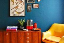 Inspiration déco: le salon et salle à manger