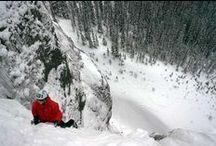 Multi-Pitch Ice Climbing