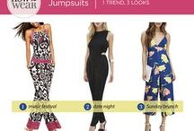 How to Wear - Jumpsuits
