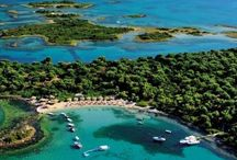 Evia / Evia, Greece. The island of Evia is on the Top 10 Sailing Cruises destinations of National Geographic!