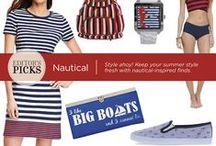 "June ""Editors Picks"" - Nautical"