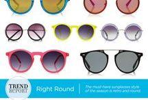 Trend Report - Round Sunglasses