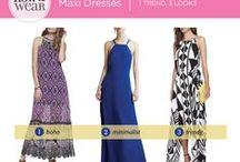 How To Wear - Maxi Dresses