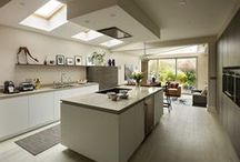 SNUG KITCHENS : a modern kitchen in Winchester / This stunning, warm, contemporary Pronorm kitchen is the heart of a fabulous Victorian home.