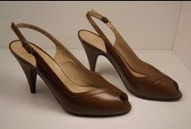 Vintage Designer Shoes from Consignium / Quality Antiques, Vintage fashion and Memorable Collectibles