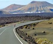 Lanzarote Cycling / Highlights of the self guided tour of the beautiful island, Lanzarote.