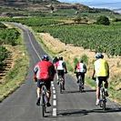 Duero River Cycling / One of the major rivers of the Iberian Peninsula, flowing from Portugal to Spain. A beautiful cycling experience to see two countries in one.