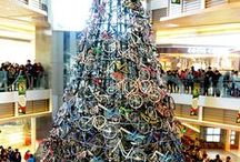 Bicycle Art / Photos that show you what you can do with bicycles in an artistic and creative way.