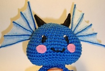 My crocheted stuff / Cute things I've made out of crochet