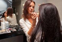 BBG Make Up Workshops  / Few photos from September's workshops in my school of make up:)