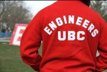 Day in the Life of... / From the first day of class to graduation there is always something keeping UBC Engineers busy.  Take a look at some of the highlights over the years, from competitions to pancake breakfasts to showcases.