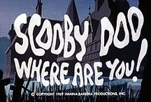 Scooby and Friends / by T S