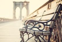 """It's all about New York / """"The true New Yorker secretly believes that people living anywhere else have to be, in some sense, kidding."""" — John Updike"""