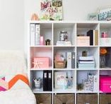Scrap Room and Organization / Organization ideas curated by the Citrus Twist Kits design team