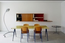 Jean Prouve / A board dedicated to the design genius of Jean Prouve / by Cimmermann Interiors