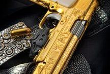 Handgun / by Joel Castellanos Navarrete