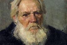 academic painting / student work / академическая живопись