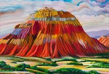 Landscape Painting / paysage пейзаж