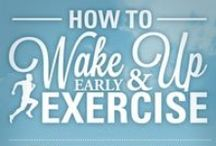 Sleep and Exercise / With simple preparation you'll find that great quality sleep and regular exercise can be complementary experiences, and your body and mind will benefit from the healthy lifestyle that comes with it. Here's some exercises, hints and tips that will aid sleep!