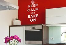 Words to Bake by