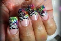 Zuzy's Nails / Mi trabajo || My Work