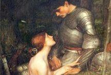 Pre-Raphaelite Art / by Gabby Salvador