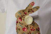 Applique / Handmade applique items
