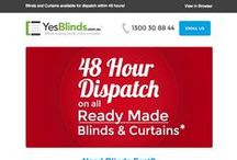 Yes Blinds Newsletters
