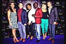 Holby City Actors - Group Shots
